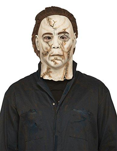Michael Myers Rob Maske Vollkopfmaske mit Haaren VERSANDKOSTENFREI