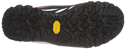 alpina 680350 Unisex-Erwachsene Trekking- & Wanderhalbschuhe Rot (Red)
