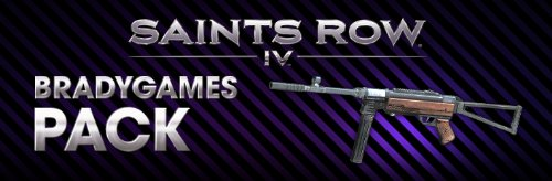 Saints Row 4 Brady Games Pack DLC