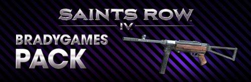 Saints Row 4 Brady Games Pack DLC