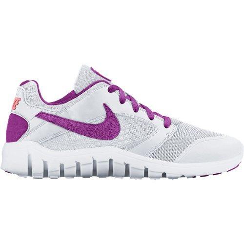 Nike Wmns Flex Supreme Nsw Calzatura, Donna Bianco/Rosa/Grigio