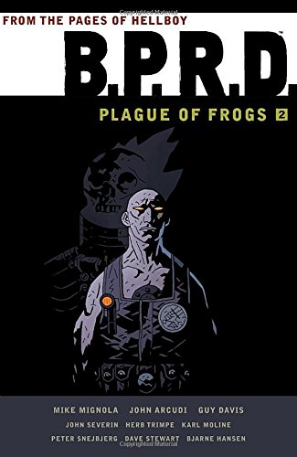 BPRD PLAGUE OF FROGS 02