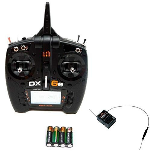 Spektrum DX6e Transmitter/Receiver Combo With AR610