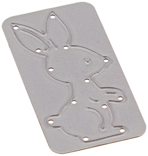 Cottage Cutz Metall die-Rabbit Grapevine Fugenkelle X 1.6-inch