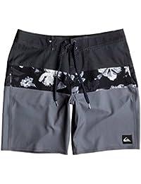 """Quiksilver Panel Blocked Vee 19"""" - Board Shorts For Men EQYBS03632"""