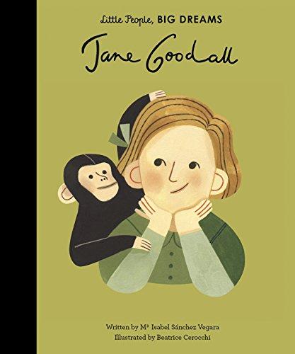 Jane Goodall par Isabel Sanchez Vegara