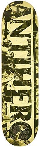 Anti Hero Cream Terzo Trimestre Trimestre Trimestre – 20,5 cm Skateboard Deck, Unisex, Stivaletti da Pioggia zebrati - Bambini, Taglia Unica B07J1XC5BF Parent   adottare    Bassi costi    una grande varietà    Acquisti online    Una Grande Varietà Di Merci    Qualità e  ab256b