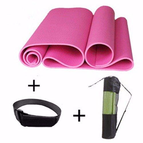 Sly982h Materassino Yoga equilibrio dello spessore di tampone di allargare la supina fitness salotto Tampone C