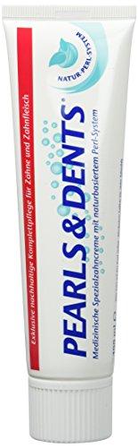 Pearls & Dents Zahncreme, 2er Pack (2 x 100ml)