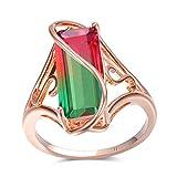 WYINGS Ring Damen/Ring Herren,Men Fashion Schmuck Ehering Verlobungsring Freundschaftsring Lifestyle-Ring, Größe 6 bis 10,003,7