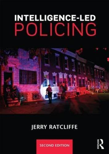 Intelligence-Led Policing by Jerry H. Ratcliffe (2016-04-29)