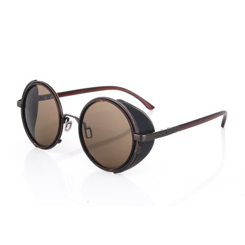 Kostüm Damen Mad Men - 4sold (TM Steampunk Antique Copper Cyber Goggles Rave Goth Vintage Victorian Like Sunglasses