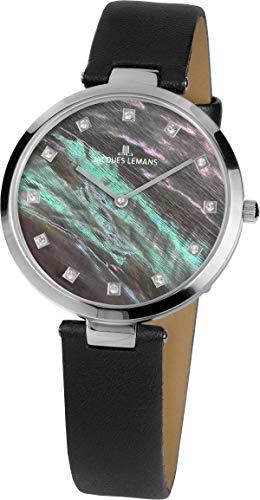 JACQUES LEMANS 1-2001 - Reloj de Pulsera para Mujer