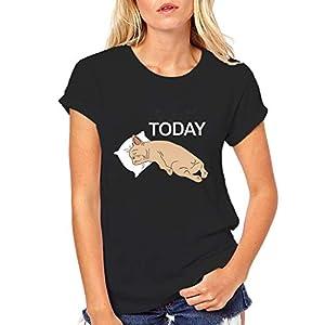 Tosonse T-Shirt Frauen Druck Shirts Flowy Lässig Arbeit Kurzarm Tops Tunika O-Ausschnitt Blusen Tee