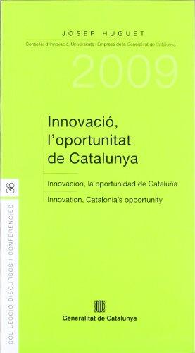 Innovació (Discursos i conferències (nova etapa)) por Josep Huguet i Biosca