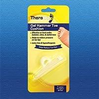 TheraStep Hammerzeh-Polster, Gel, One Size preisvergleich bei billige-tabletten.eu