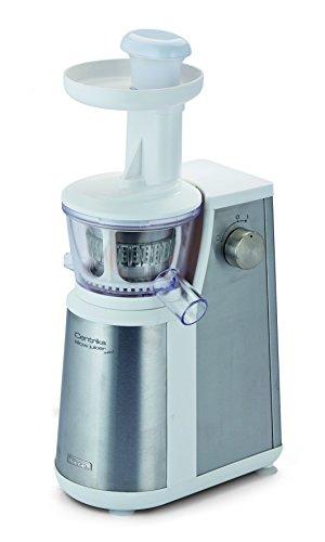 Ariete 00C017700AR0 Centrika Slow Juicer Metal Estrattore di Succo