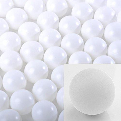 Tischtennis Ball, SummerRio Ping Pong Bälle Packung mit 150 Weißen oder Gelben Tischtennisbälle 40mm Training Sport (Gelb)