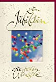 Jubiläumskarte 'Luftballonsteigen'