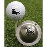 Best Tin Cup pelota de golf Marcadores - Plantilla para marcar pelotas de golf con dibujo Review