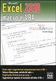 Image de Microsoft Excel 2010 macro e VBA