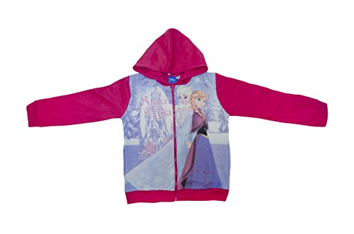 Disney Frozen 'Anna & Elsa' Pink Jumper Clothing