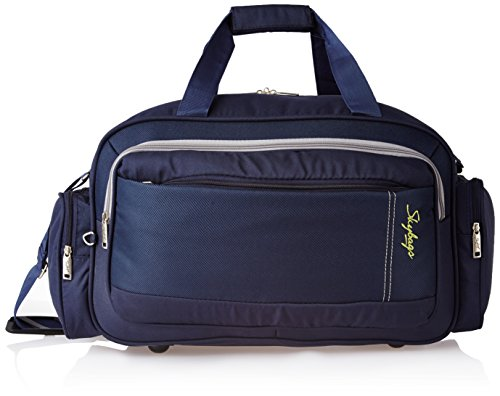 755eba4be3d Skybags Cardiff Polyester 55 cms Blue Travel Duffle (DFCAR55BLU) ...