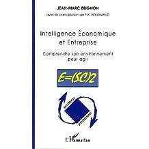 Intelligence Economique et Entreprise : Comprendre son environnement pour agir