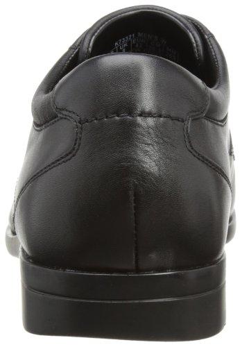 Rockport - Scarpe con i lacci Business Lite Cap Toe Nero (Black)