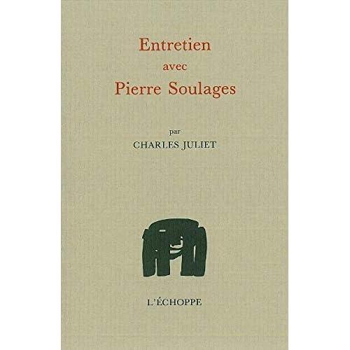 Entretien Avec Pïerre Soulages