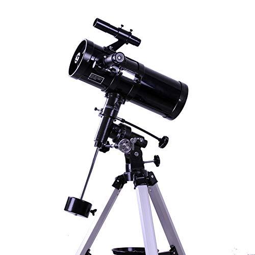 OOFAYWFD Astronomisches Teleskop 500x HD reflektierende Nachtsicht Sternteleskop Höchste Höhe...