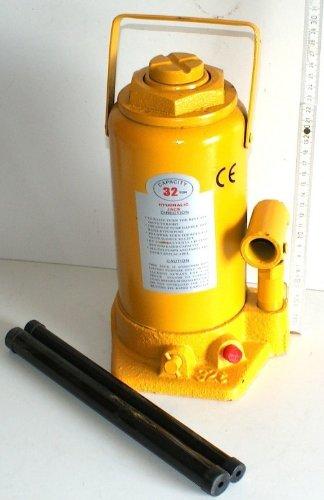 hidráulico hidráulica, como sello Heber hasta 30toneladas/30000kg