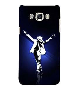 Fuson Designer Back Case Cover for Samsung Galaxy J7 (6) 2016 :: Samsung Galaxy J7 2016 Duos :: Samsung Galaxy J7 2016 J710F J710Fn J710M J710H (Dance Hip Hop Dance Love Mj Steps)