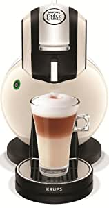 Krups YY1601FD Machine à expresso Nescafé Dolce Gusto 15 bars Melody Ivoire