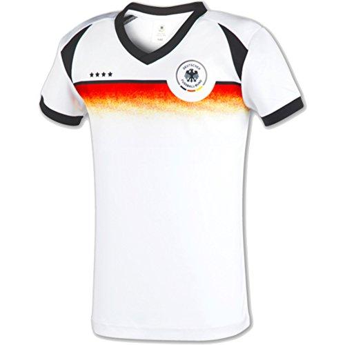 DFB-Fan-Shirt (Kinder Shirt weiß (2748178), 122/128)