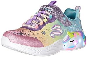 Skechers Unicorn Dreams, Zapatillas Niñas,