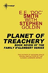 Planet of Treachery: Family d'Alembert Book 7