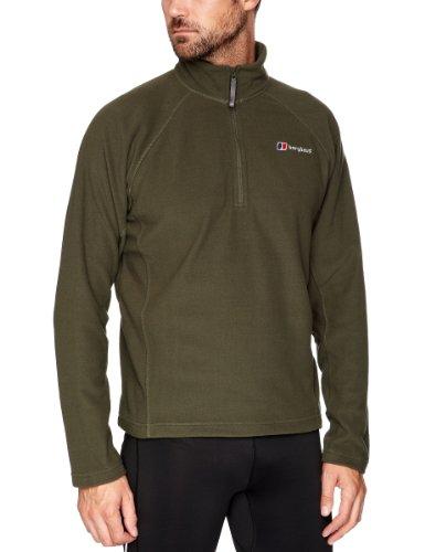 Berghaus-Mens-Arnside-Half-Zip-Fleece-Jacket
