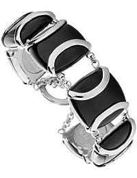 DKNY NJ1680 Onyx Damen-Armband steel