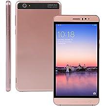 bocoin® Smartphone Teléfono con 6pulgadas IPS Diaplay y Android 5.1mtk6580Quad Core 1,3GHz 1GB ROM rápido y 8GB de RAM Dual SIM (de doble uso), SIM libre de 2G/3G Teléfono Móvil Phablet
