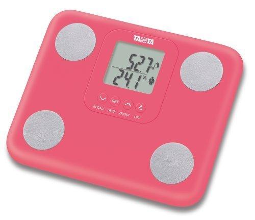 Tanita BC730P InnerScan Body Composition Monitor Pink by Tanita