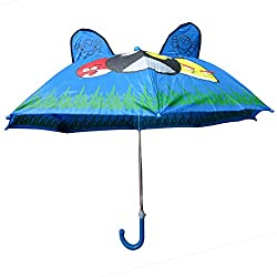 DCS Attractive Angry Bird Kids Umbrella