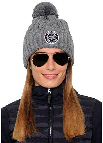 SPOOKS Mütze Nelly Hat Grey