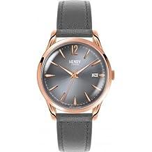 Henry London Herren-Armbanduhr HL39-S-0120 (Zertifiziert und Generalüberholt)