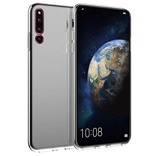 Casefirst Huawei Honor Magic 2 Hülle Ultra dünn Case [Anti-Fingerabdruck] TPU Schutz Flexible [Scratch] Silikon Schutzhülle [Stoßfest] Handyhülle Schmaler Cover - Huawei Honor Magic 2