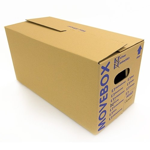 30 x UMZUGSKARTONS ZWEIWELLIG – 634 x 290 x 326 mm – MOVEBOX – 2.20 EB Welle - 2