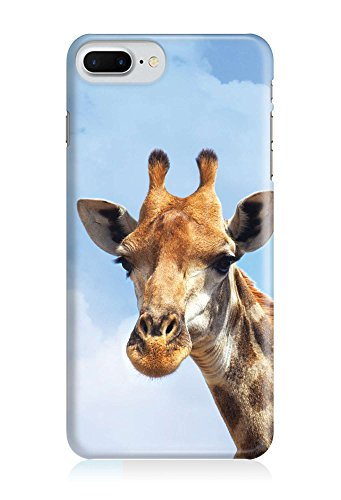 COVER Giraffe Tier Afrika Safari Design Handy Hülle Case 3D-Druck Top-Qualität kratzfest Apple iPhone 8 Plus