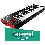 (Renewed) Akai LPK25 25 Mini-Key Bluetooth MIDI Keyboard (Black)
