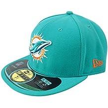 Unisex-Adultos - New Era - Miami Dolphins - Gorra