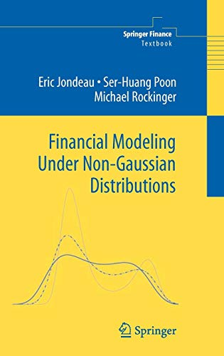Zoom IMG-1 financial modeling under non gaussian